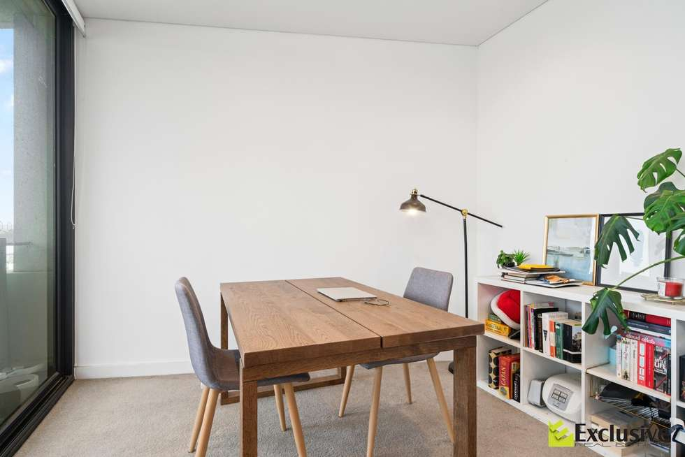 Third view of Homely apartment listing, 403/8 Hilly Street, Mortlake NSW 2137