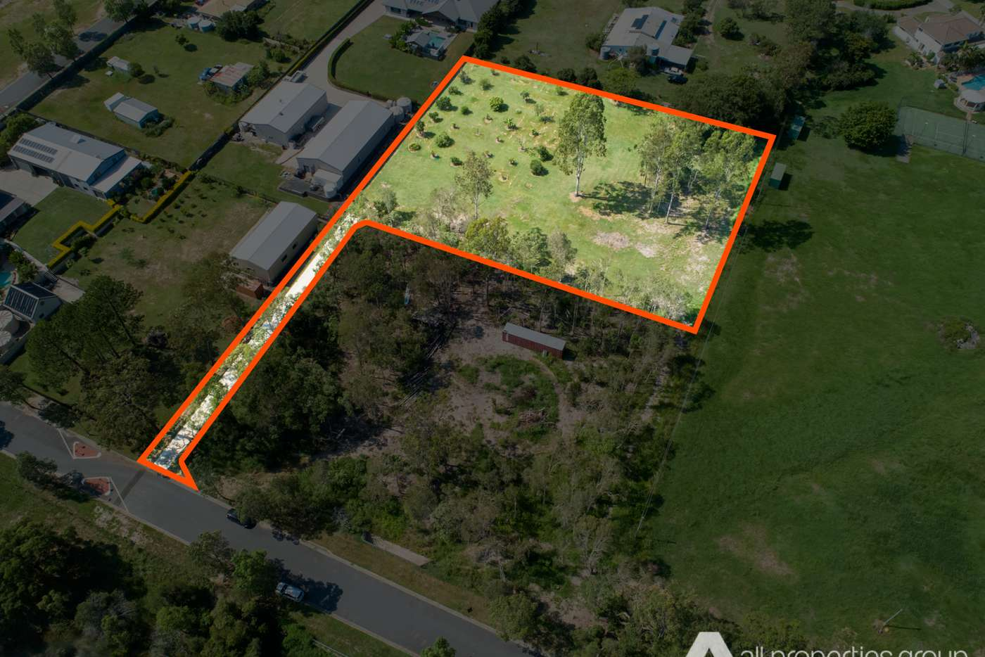 Main view of Homely residentialLand listing, 12 Edwinstowe Avenue, Forestdale QLD 4118