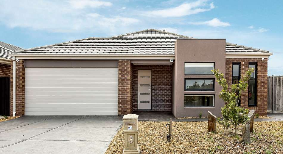 21 Holland Crescent, Truganina VIC 3029