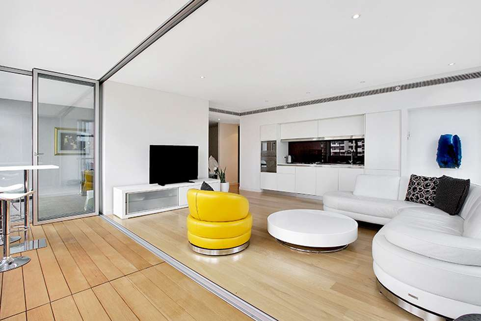 Second view of Homely apartment listing, 3308/101 Bathurst Street, Sydney NSW 2000