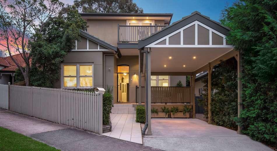 14 Central Street, Naremburn NSW 2065