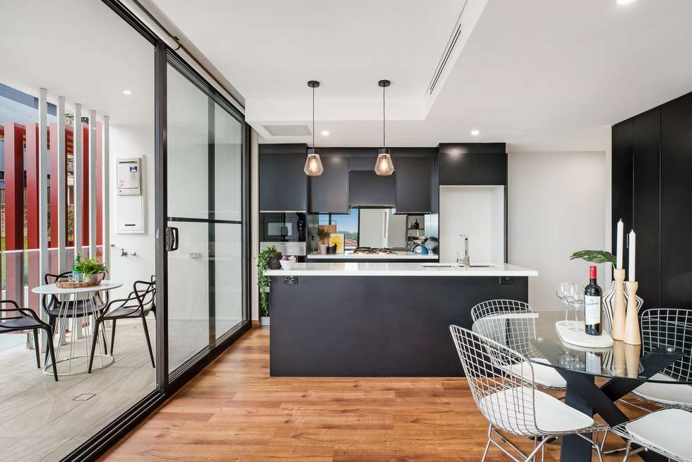 Third view of Homely apartment listing, 103/46-48 Gladstone Avenue, Ryde NSW 2112