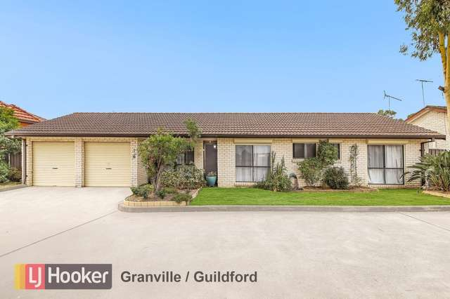 1/4-6 Crawford Street, Guildford NSW 2161