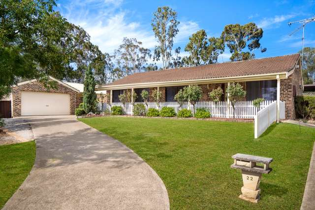 22 Thompson Place, Camden South NSW 2570