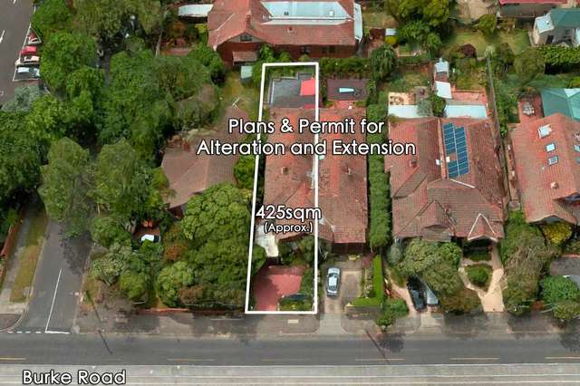 874 Burke Road, Canterbury VIC 3126
