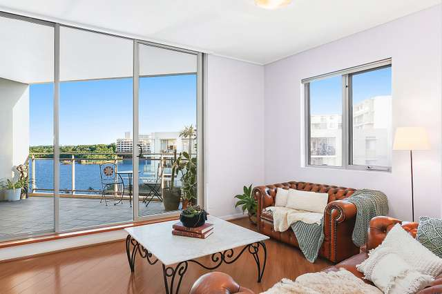 546/46 Baywater Drive, Wentworth Point NSW 2127