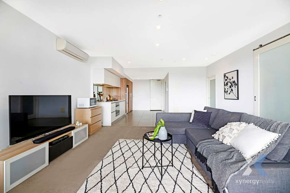 Second view of Homely apartment listing, 611/35 Malcolm Street, South Yarra VIC 3141