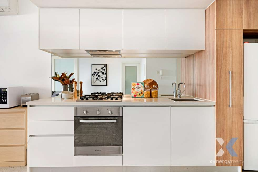 Fourth view of Homely apartment listing, 611/35 Malcolm Street, South Yarra VIC 3141