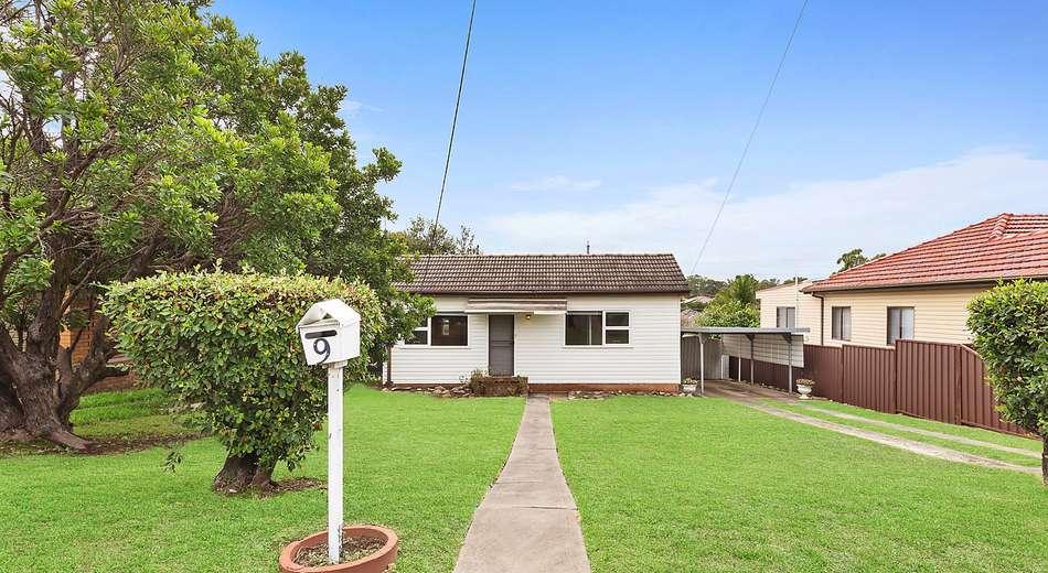 9 Berg Street, Blacktown NSW 2148