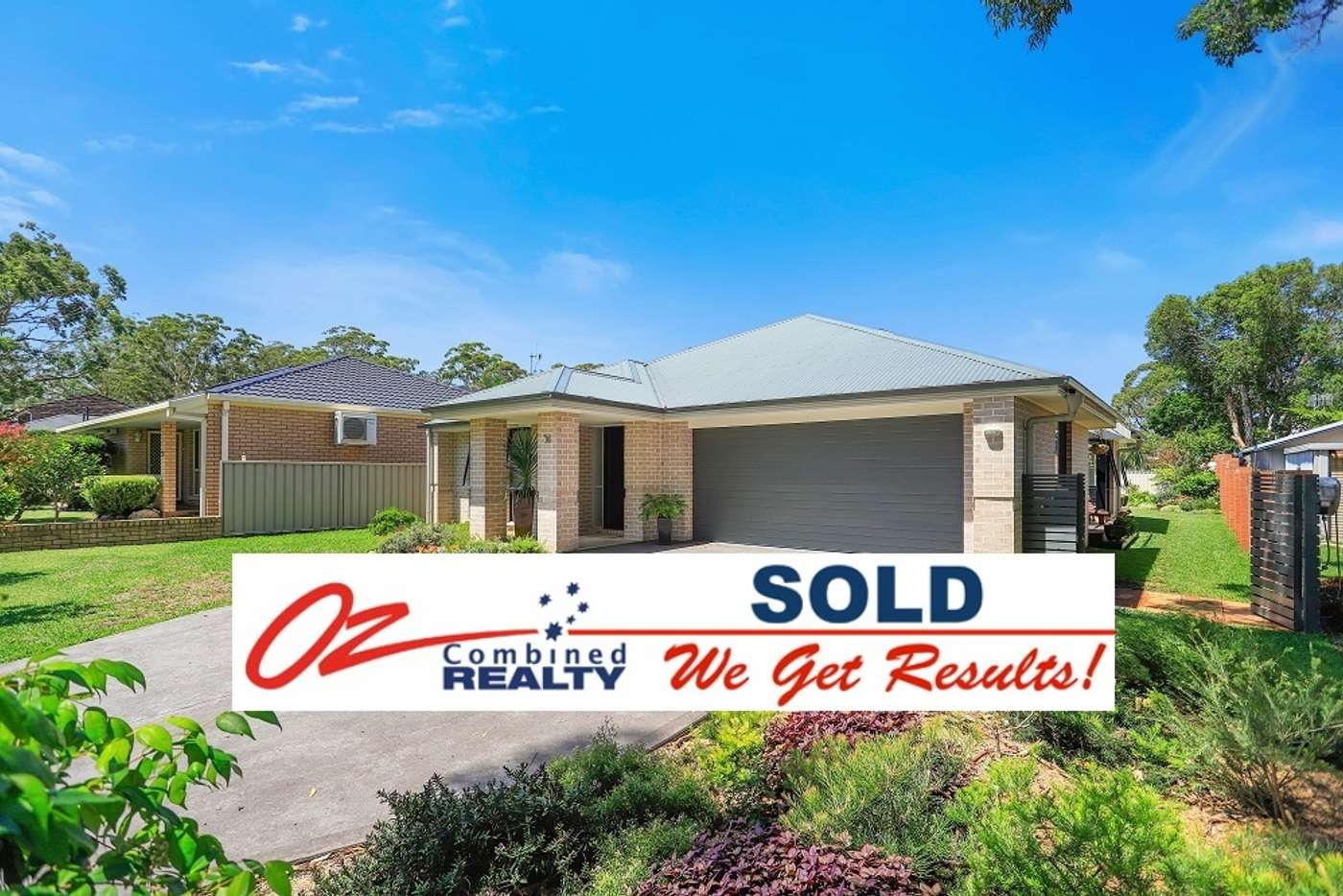 Main view of Homely house listing, 76 Greville Avenue, Sanctuary Point NSW 2540