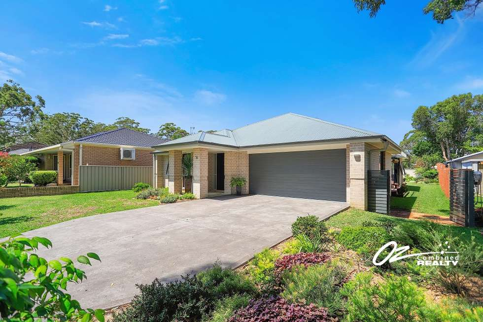 Second view of Homely house listing, 76 Greville Avenue, Sanctuary Point NSW 2540