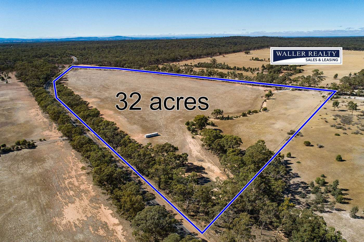 Main view of Homely residentialLand listing, Lot 1 Wimmera Highway, Tarnagulla VIC 3551