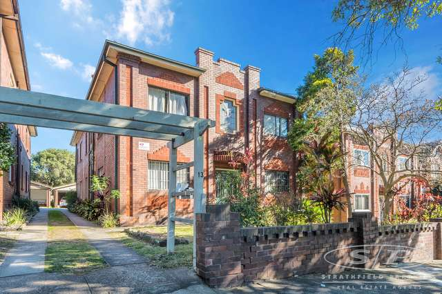 2/13 King Street, Ashfield NSW 2131