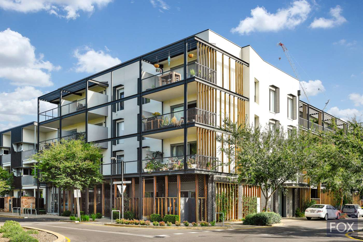Main view of Homely apartment listing, 302/59 Gibson Street, Bowden SA 5007