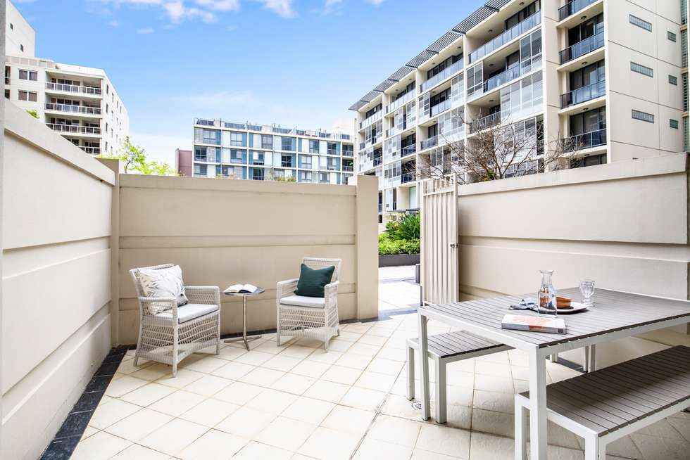 Third view of Homely apartment listing, 253/10 Lachlan Street, Waterloo NSW 2017