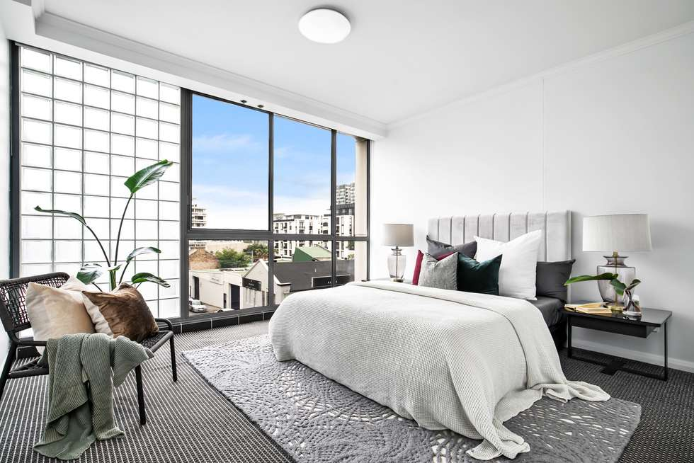 Fourth view of Homely apartment listing, 253/10 Lachlan Street, Waterloo NSW 2017