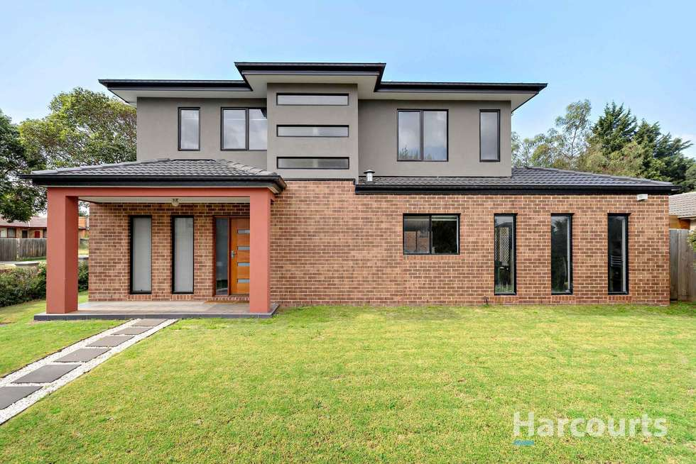 Second view of Homely townhouse listing, 13 Suemar Street, Mulgrave VIC 3170