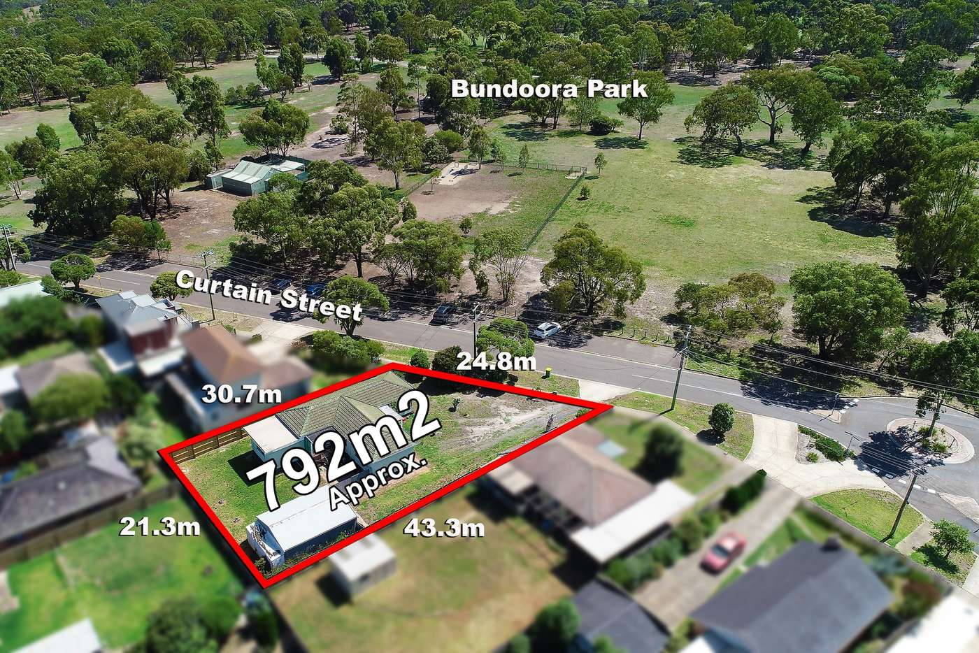 Main view of Homely house listing, 17 Curtain Street, Kingsbury VIC 3083