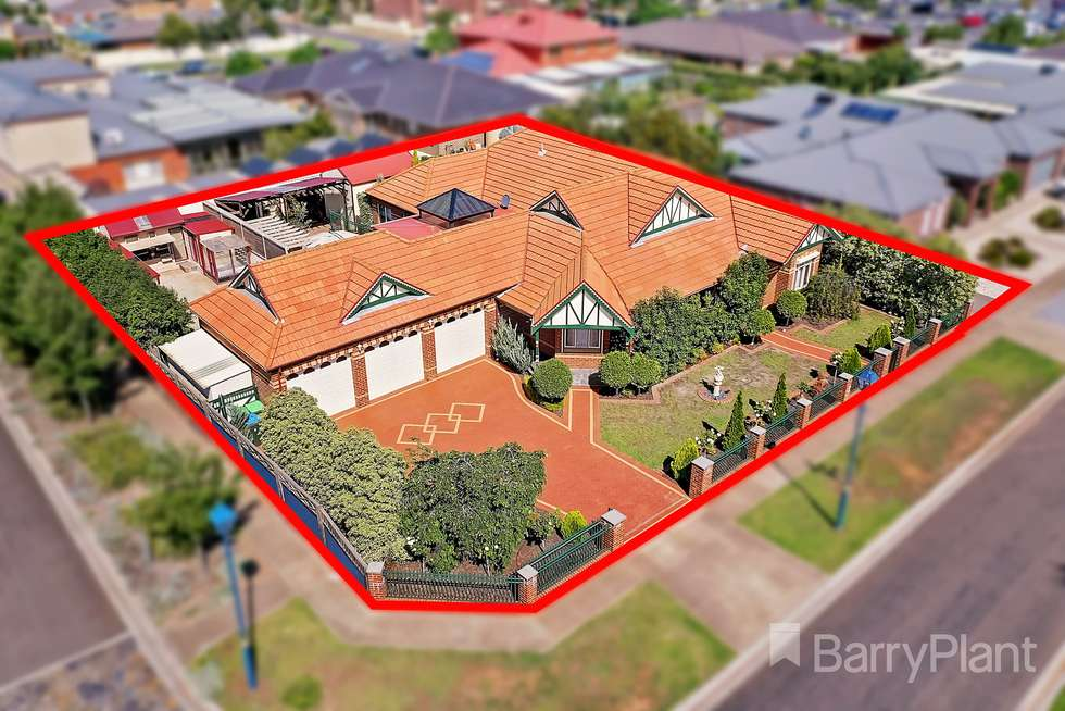 Second view of Homely house listing, 3 Royal Oaks Drive, Tarneit VIC 3029