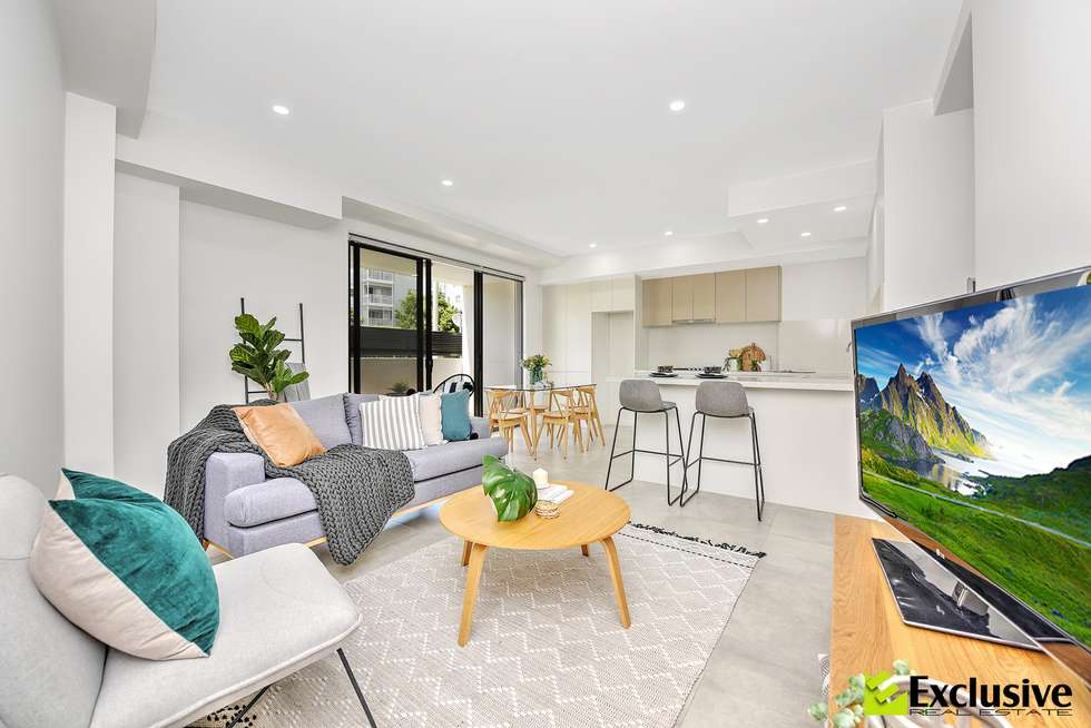 Second view of Homely apartment listing, 01/36 Tennyson Road, Mortlake NSW 2137