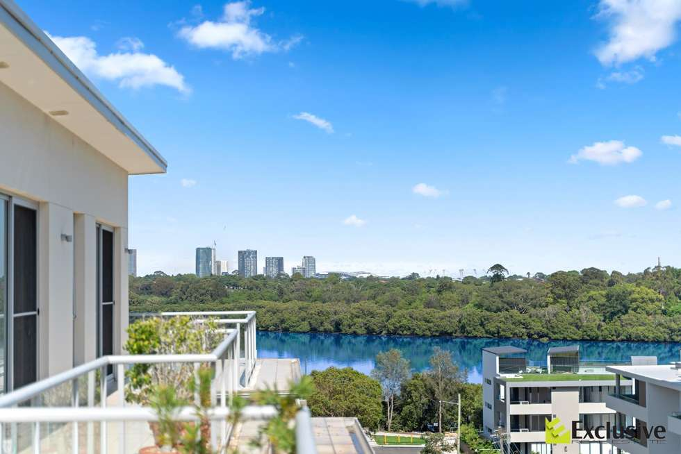 Second view of Homely apartment listing, 10/13 Hilly Street, Mortlake NSW 2137