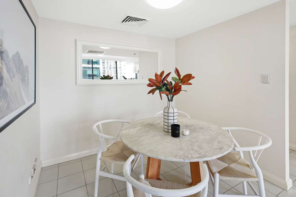 Fourth view of Homely apartment listing, 3603/91 Liverpool Street, Sydney NSW 2000