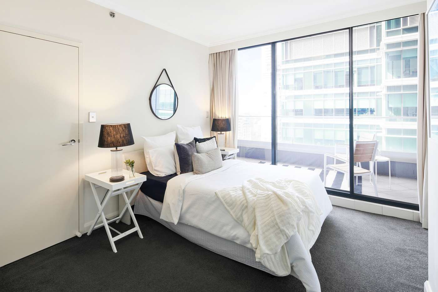 Fifth view of Homely apartment listing, 3603/91 Liverpool Street, Sydney NSW 2000