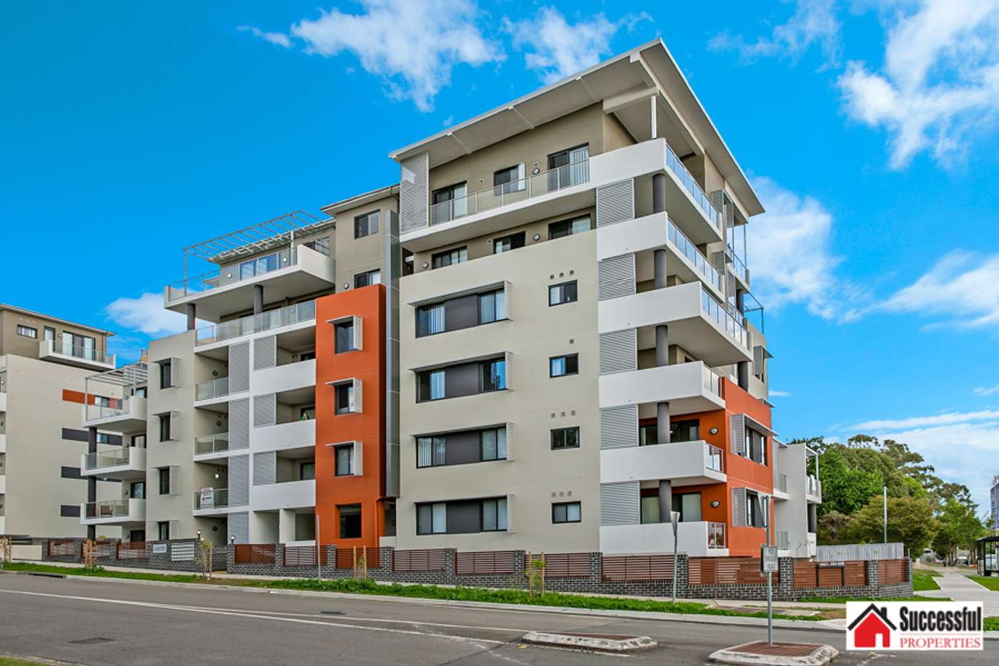 Main view of Homely apartment listing, 109/2-4 Amos Street, Parramatta NSW 2150