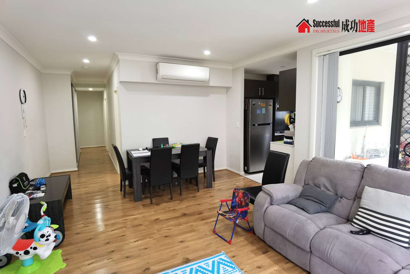 Fifth view of Homely apartment listing, 109/2-4 Amos Street, Parramatta NSW 2150