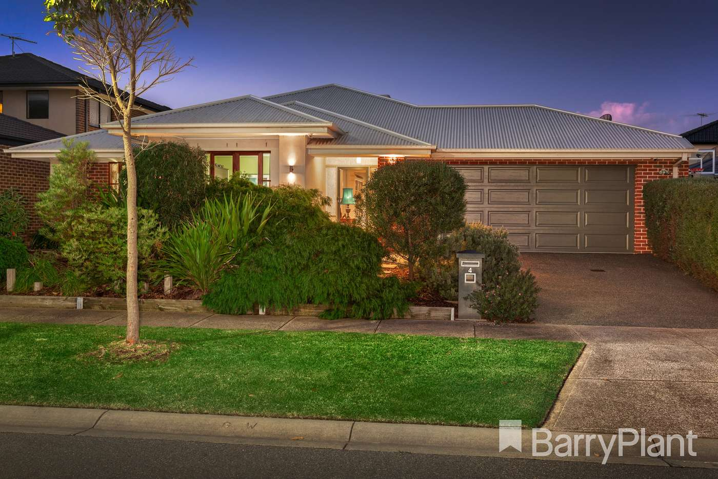 Main view of Homely house listing, 4 Nick Way, Keysborough VIC 3173
