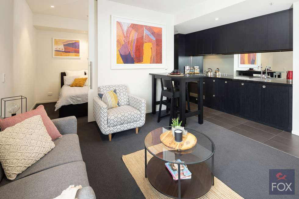 Second view of Homely apartment listing, 819/33 Warwick Street, Walkerville SA 5081
