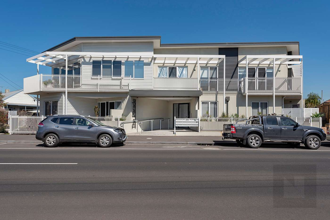 Main view of Homely apartment listing, 108/127 Douglas Parade, Williamstown VIC 3016