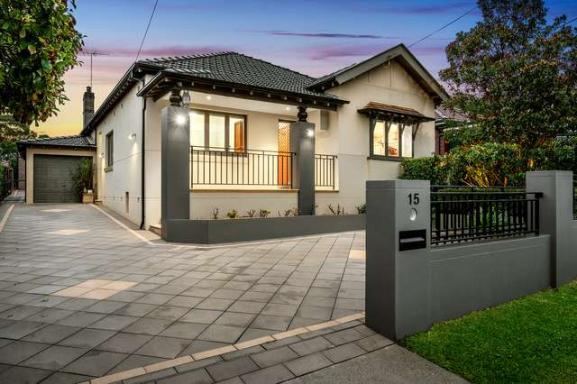 15 Currawang Street, Concord West NSW 2138
