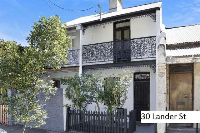 30 Lander Street, Darlington NSW 2008