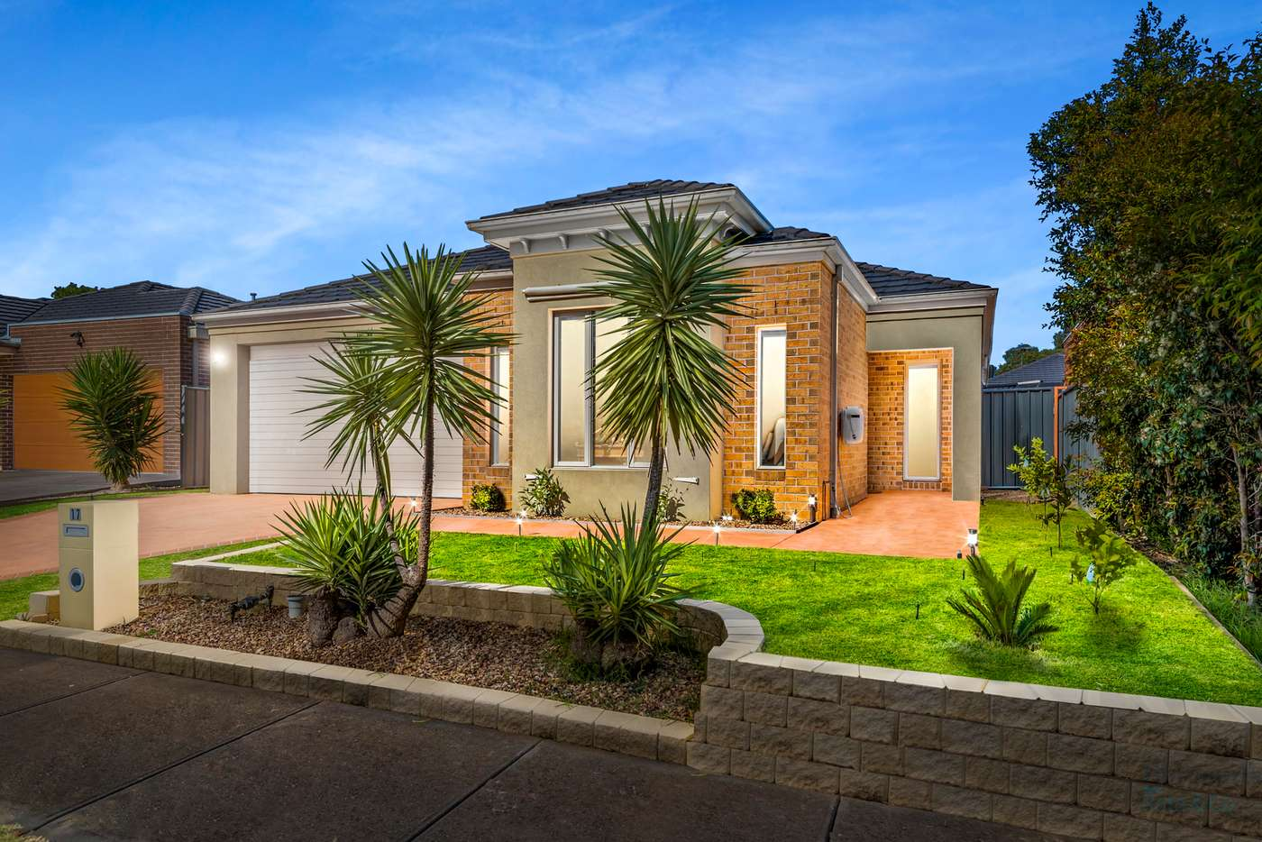 Main view of Homely house listing, 17 Rowell Drive, Mernda VIC 3754