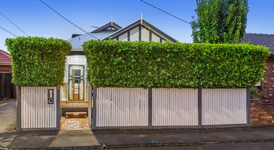 20 Dickens Street, Yarraville VIC 3013