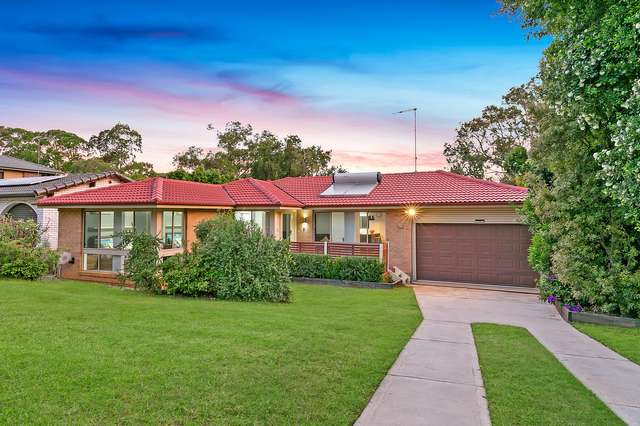 81 Hutchins Crescent, Kings Langley NSW 2147