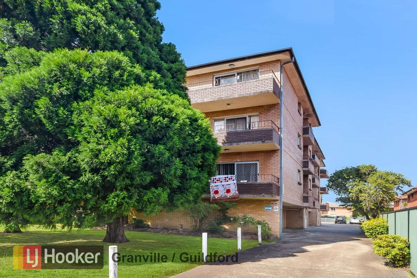Main view of Homely unit listing, 11/17 Blaxcell Street, Granville NSW 2142