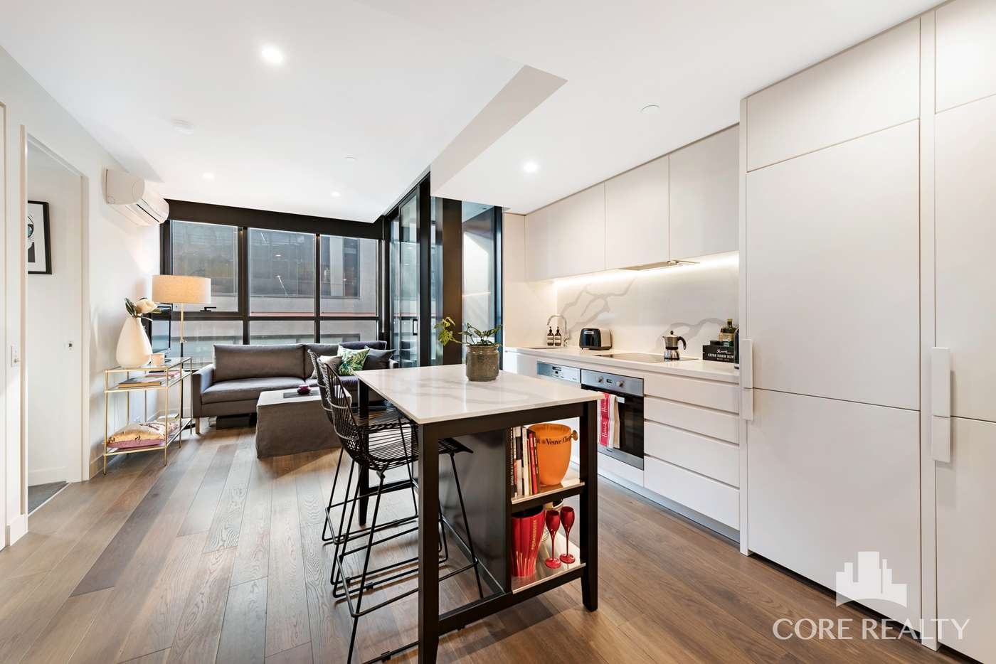 Main view of Homely apartment listing, 627/555 St Kilda Road, Melbourne VIC 3004
