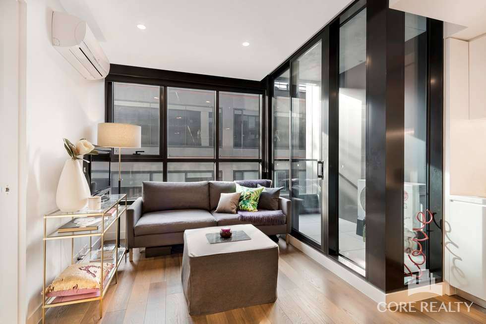 Second view of Homely apartment listing, 627/555 St Kilda Road, Melbourne VIC 3004