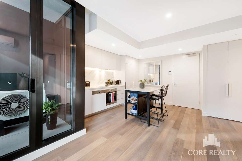 Third view of Homely apartment listing, 627/555 St Kilda Road, Melbourne VIC 3004