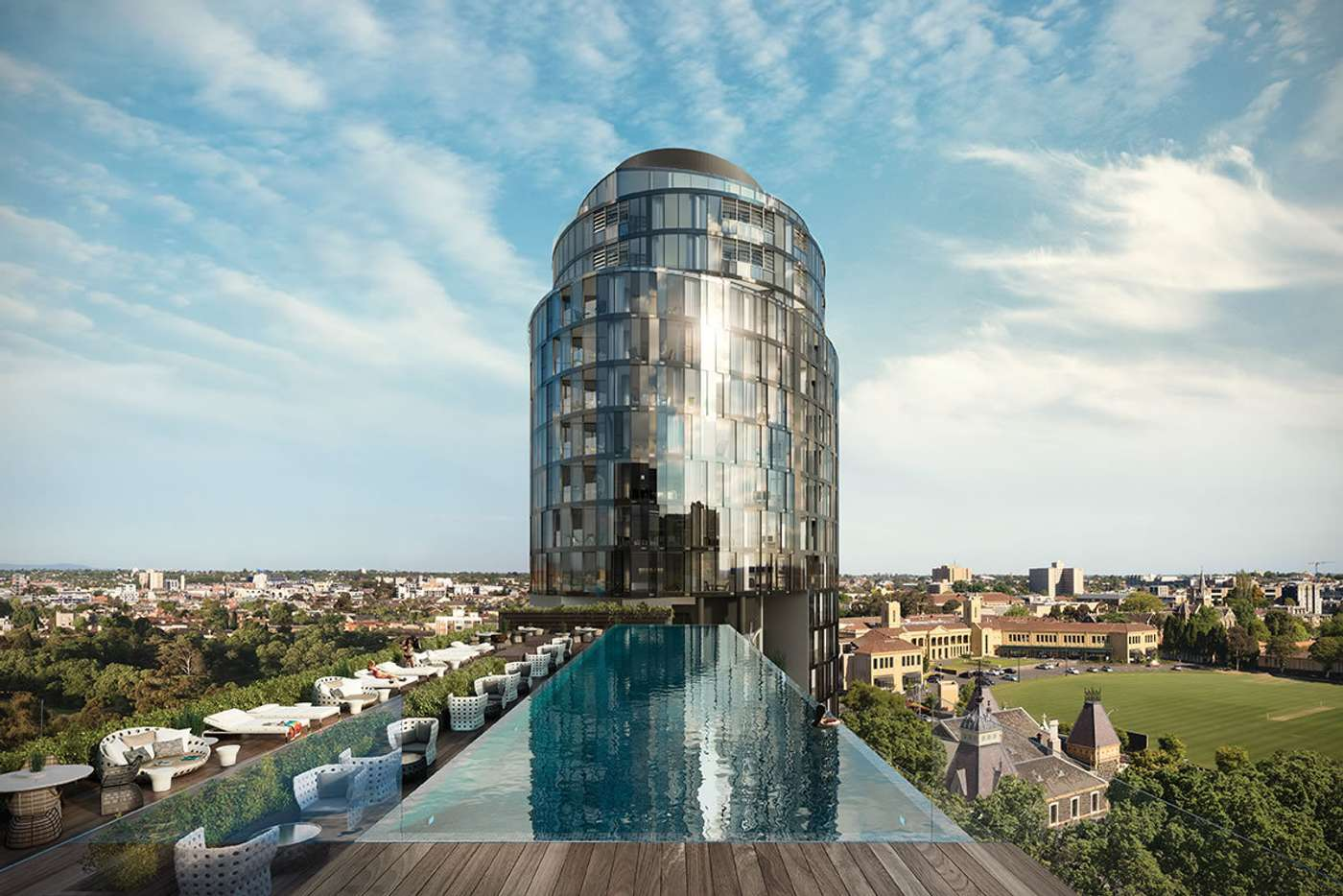 Seventh view of Homely apartment listing, 627/555 St Kilda Road, Melbourne VIC 3004