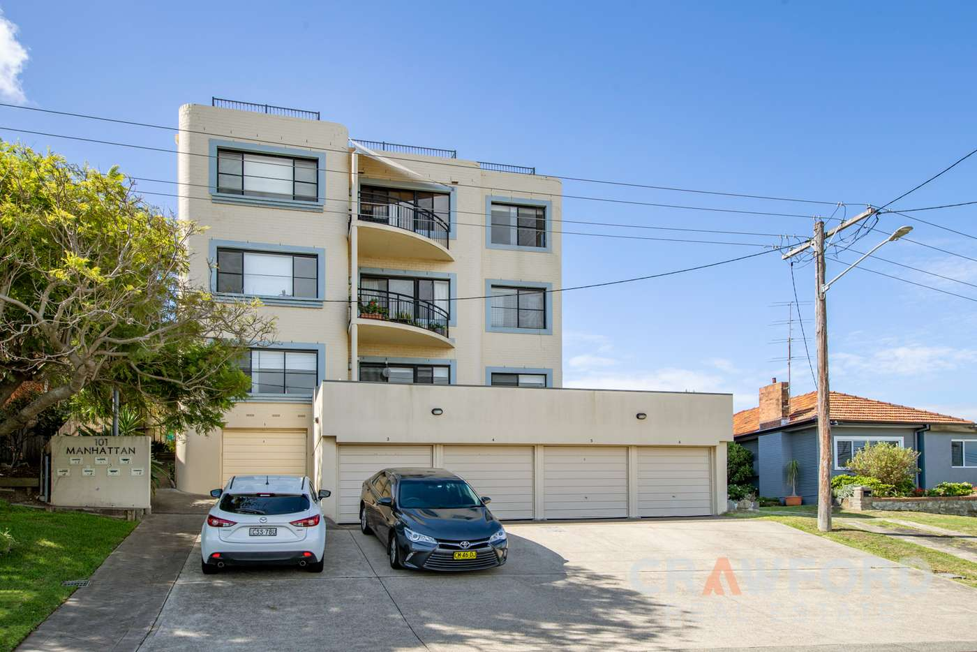Main view of Homely apartment listing, 4/101 Victoria Street, New Lambton NSW 2305