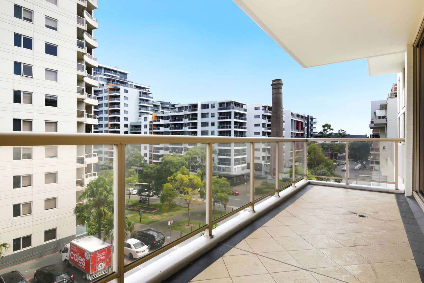Fifth view of Homely apartment listing, 67/9 Broome Street, Waterloo NSW 2017