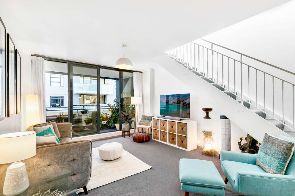Second view of Homely apartment listing, C401/5 Hunter Street, Waterloo NSW 2017