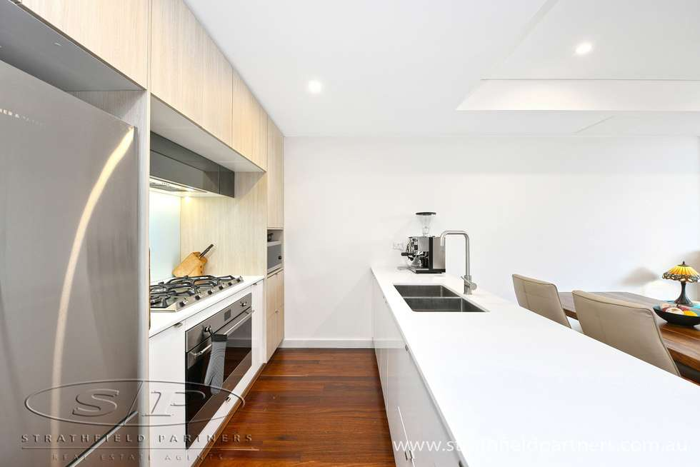 Second view of Homely apartment listing, G07/1 Markham Place, Ashfield NSW 2131