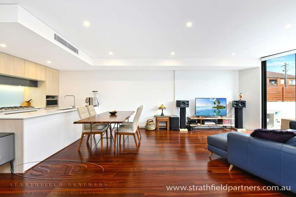 Third view of Homely apartment listing, G07/1 Markham Place, Ashfield NSW 2131