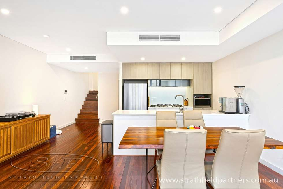 Fourth view of Homely apartment listing, G07/1 Markham Place, Ashfield NSW 2131