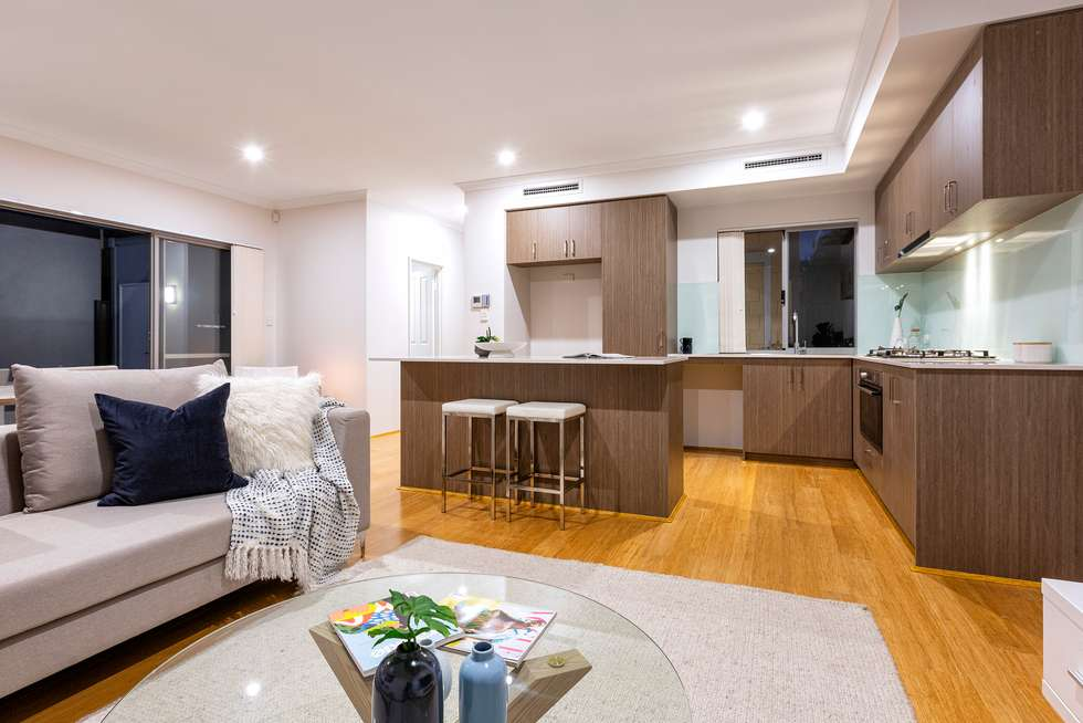Second view of Homely townhouse listing, 78 Norwood Road, Rivervale WA 6103