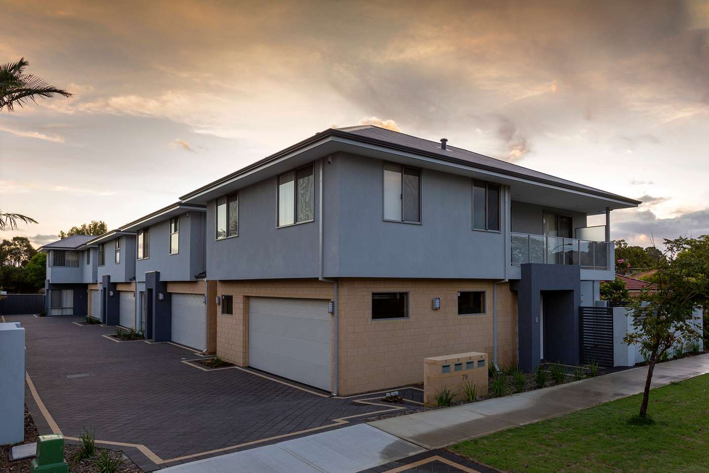Fifth view of Homely townhouse listing, 78 Norwood Road, Rivervale WA 6103